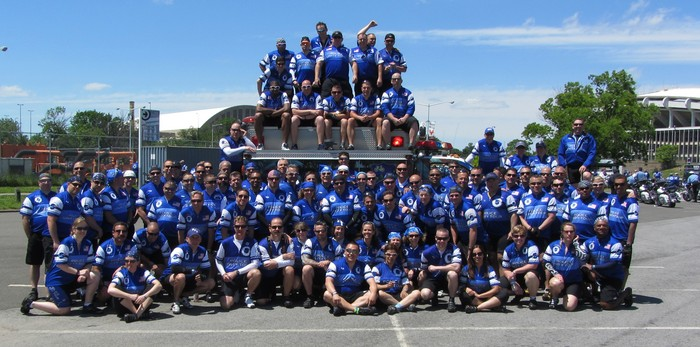 Police Unity Tour  Individual Donation