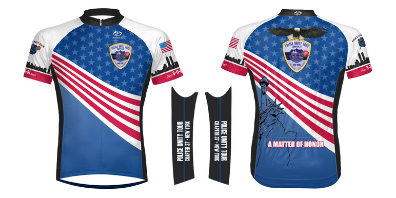 Police Unity Tour Jersey